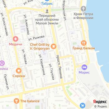 Гиппократ на Яндекс.Картах