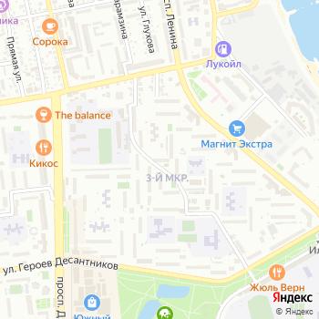 Библиотека им. Ф. Гладкова на Яндекс.Картах