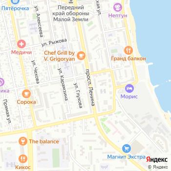 Почта с индексом 353910 на Яндекс.Картах