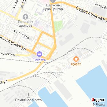 Почта с индексом 353901 на Яндекс.Картах