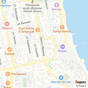 Вуаль на Яндекс.Картах