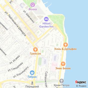 Красивая улыбка на Яндекс.Картах