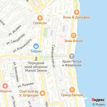 НовоморНИИпроект на Яндекс.Картах