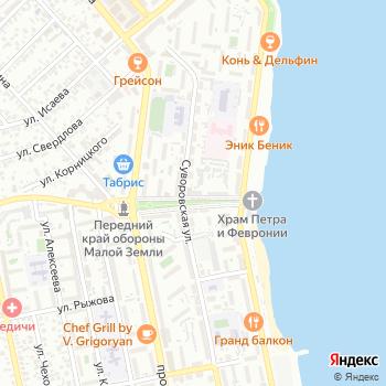 Анна на Яндекс.Картах