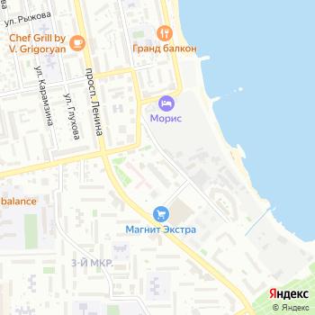Спецморстрой на Яндекс.Картах