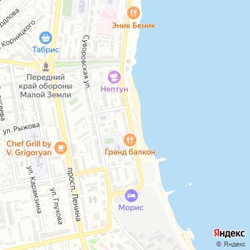 Подворье на Яндекс.Картах