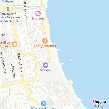 Иволга на Яндекс.Картах