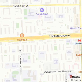 Диамед на Яндекс.Картах