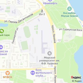 Аргумент на Яндекс.Картах