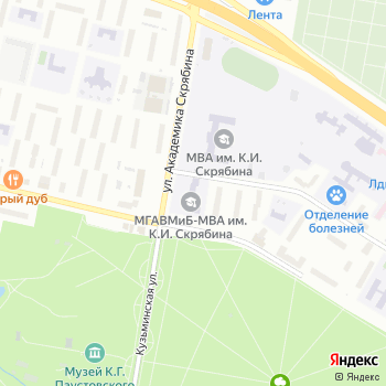 Ценовик на Яндекс.Картах