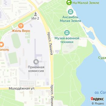 Барракуда на Яндекс.Картах