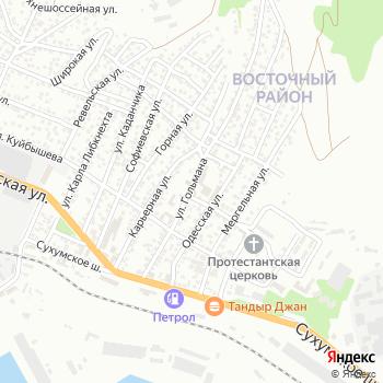 Флагман на Яндекс.Картах