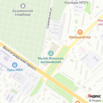 Limo-Pro на Яндекс.Картах