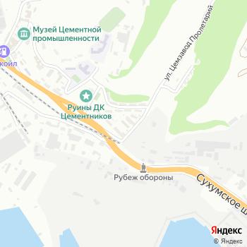 UPS на Яндекс.Картах