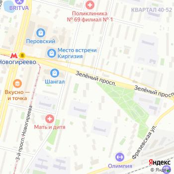 Почта с индексом 111396 на Яндекс.Картах