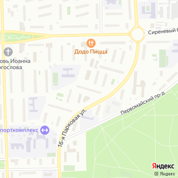 Удобный на Яндекс.Картах