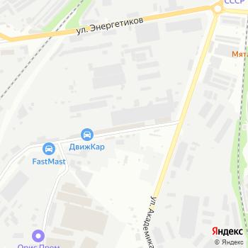 Металлосплав на Яндекс.Картах