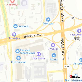 МебельПроЭкспо на Яндекс.Картах
