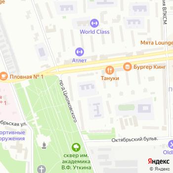 Детский сад №11 на Яндекс.Картах