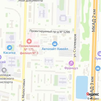 Эфэс на Яндекс.Картах