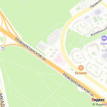 Радуга жизни на Яндекс.Картах