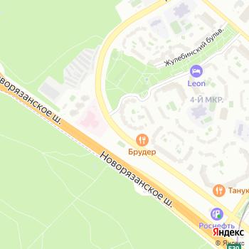Любава на Яндекс.Картах