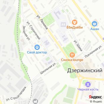 Милосердие на Яндекс.Картах