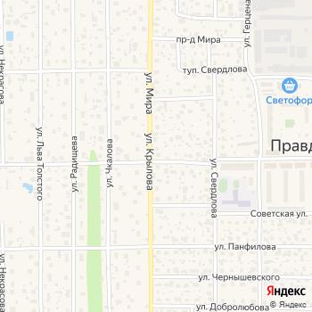 Почта с индексом 141241 на Яндекс.Картах