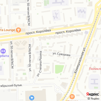 Жилсервис на Яндекс.Картах