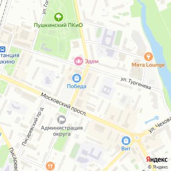 ЭКОР РЦО на Яндекс.Картах