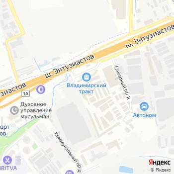 Дом Маляра на Яндекс.Картах
