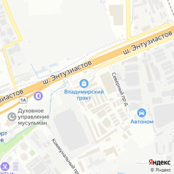 Магазин слесарно-монтажного инструмента на Яндекс.Картах