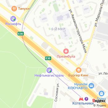 Любимый доктор на Яндекс.Картах