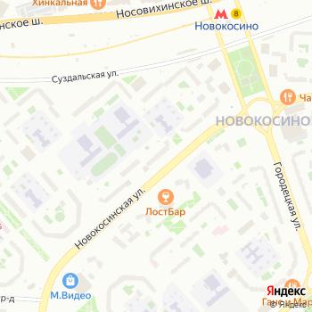 НК-Сервис на Яндекс.Картах