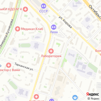Мелфон на Яндекс.Картах