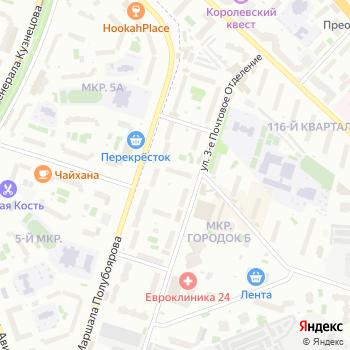 Лита на Яндекс.Картах