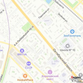 СМП Банк на Яндекс.Картах