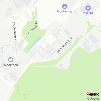СитиЛифт на Яндекс.Картах