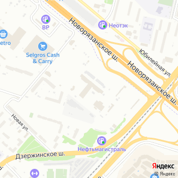АКБ Росбанк на Яндекс.Картах