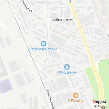 ТРАНСАТЛАНТИК ИНТЕРНЕЙШНЛ на Яндекс.Картах
