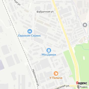 Вент МВ на Яндекс.Картах