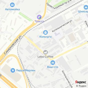 Континент-Строй на Яндекс.Картах