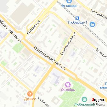 АКБ РУССЛАВБАНК на Яндекс.Картах
