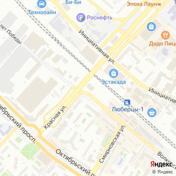 Магазин нижнего белья на Волковской на Яндекс.Картах