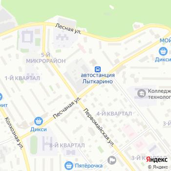 Комлинк на Яндекс.Картах