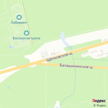 ПО-01 на Яндекс.Картах