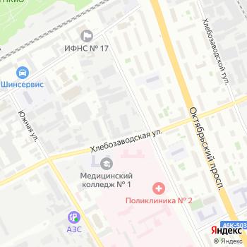 Авто-Альянс на Яндекс.Картах