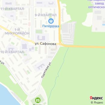 Каприз-Н на Яндекс.Картах