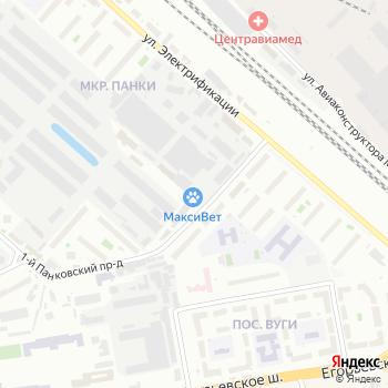 ИнтерДизайн на Яндекс.Картах