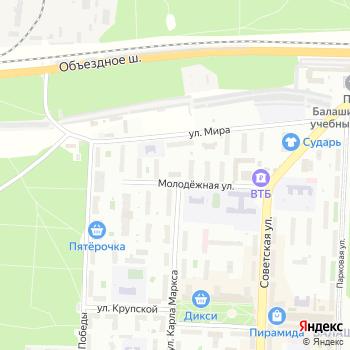 Умный ребенок на Яндекс.Картах
